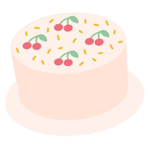 センイルケーキ(韓国ケーキ)