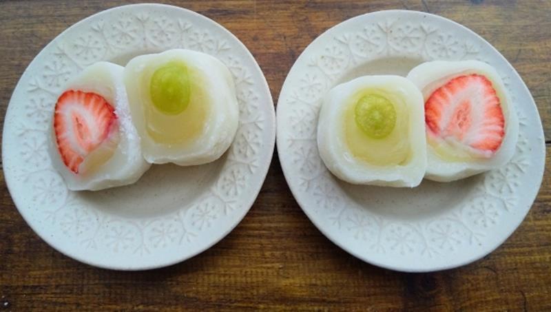 大福に合うフルーツのブログ画像